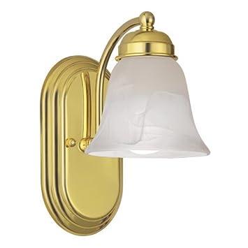 Portfolio polished brass vanity light bar vanity lighting fixtures portfolio polished brass vanity light bar aloadofball Choice Image