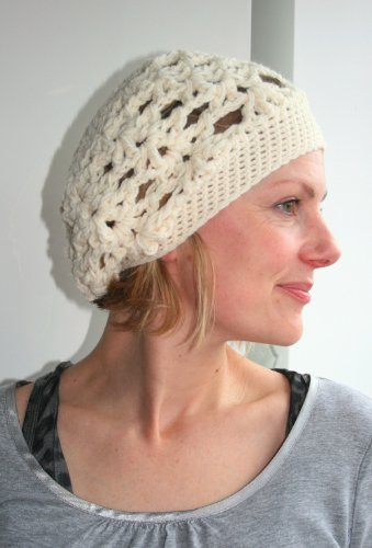 fae041ad4 Crochet pattern Super chunky teens and adults beret (34) (Crochet ...