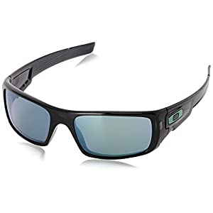 Oakley Men's Crankshaft Rectangular Eyeglasses