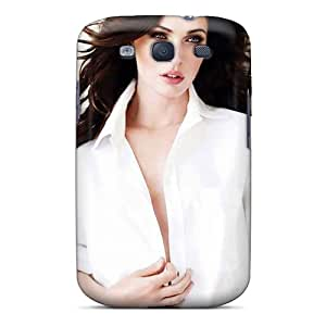Tpu Case Cover Compatible For Galaxy S3/ Hot Case/ Model Megan Fox