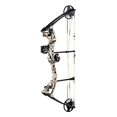 Bear Archery Limitless Dual Cam Compound Bow –...