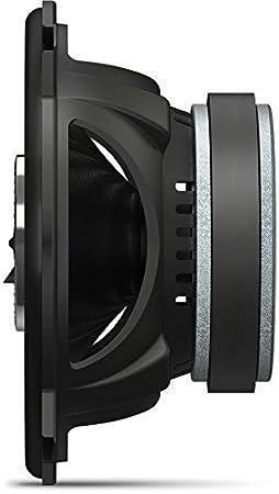 1 Paar JBL GX600C 2-Wege Komponenten Lautsprechersystem mit Kabelfrequenzweiche und Lautsprecherabdeckungen schwarz