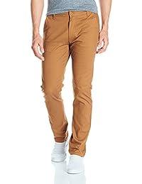 SOUTHPOLE Pantalones Chinos Largos elásticos para Hombre