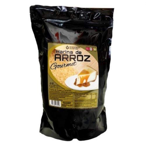 SCIENTIFFIC NUTRITION HARINA DE Avena Gourmet 1.5 KG Red Velvet: Amazon.es: Hogar