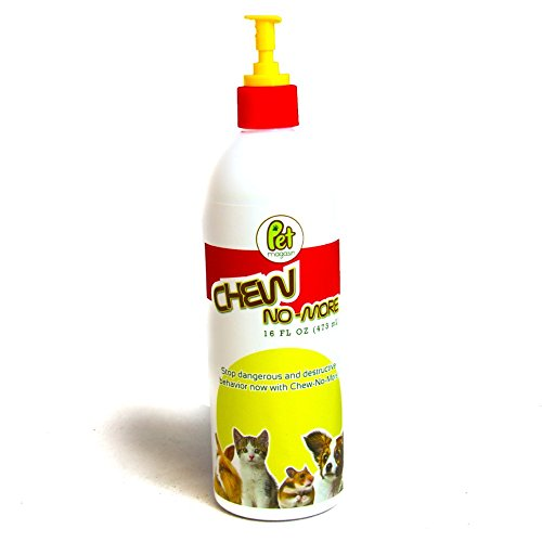 [Made in USA] Dog Chewing Deterrent Spray - Chew-No-More Pet Anti Chew Repellent Stops Pets Destructive Chewing by Pet Magasin