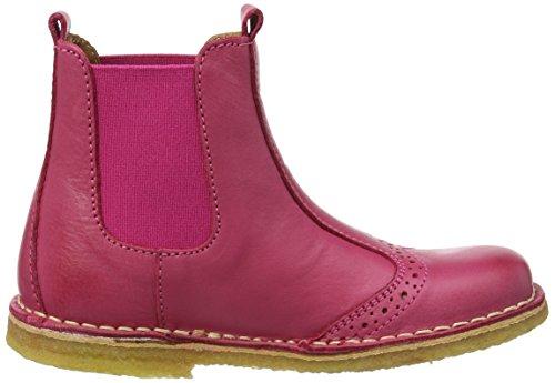 Bisgaard 50203118, Botas Chelsea para Niñas Pink (Pink - 4003)