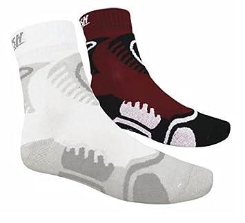 2 pares de calcetines de skate de AIR Soft, calcetines de deporte, patines en