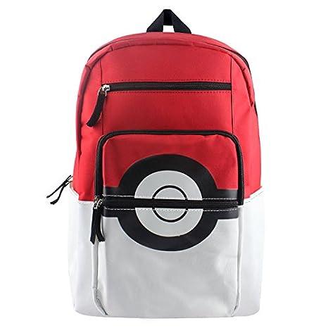 Pokemon Bolsas Escolares Mochila Pokémon Pikachu Elf Ball Mochila de ...