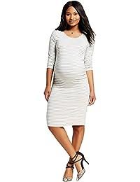 b09ce677ad653 Women's Maternity 3/4 Sleeve T-Shirt Dress · Liz Lange