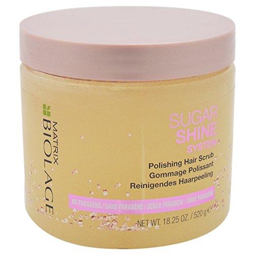 Matrix Unisex Biolage Sugar Shine Polishing Hair Scrub, 18.25 Ounce