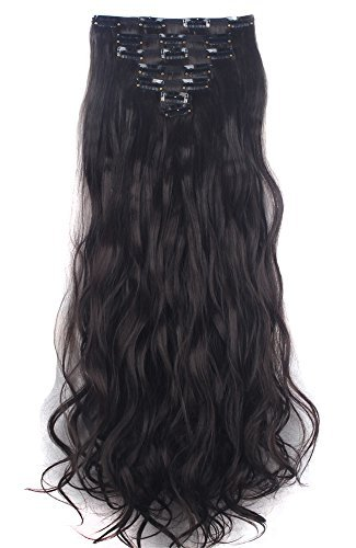 Buy real hair extensions clip in
