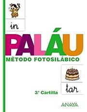 Método fotosilábico: 3.ª Cartilla. - 9788467832327 (Palau)