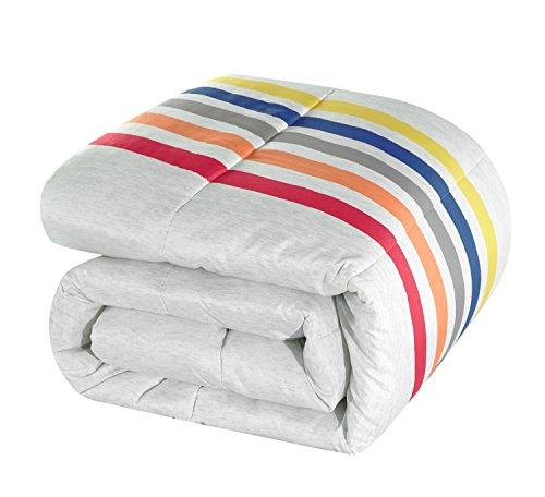 Mainstay Blair Bed in A Bag Comforter Set,Queen