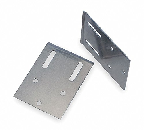 Aluminum Ladder Tray Expansion Splice Plate, For Use With Cope 4'' Load Depth Aluminum Ladder Tray