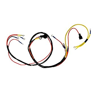 Amazon.com: 86610321 FAF14401B New Main Wiring Harness For Ford New on 1953 ford sheet metal, 1953 ford wheels, 1953 ford pickup, 1953 ford glass, 1953 ford panel, 1953 ford crestline, 1953 ford falcon, 1953 ford dashboard, 1953 ford mirrors, 1953 ford radiator, 1953 ford repair manual, 1953 ford blue, 1953 ford transmission, 1953 ford parts, 1953 ford steering, 1953 ford design, 1953 ford regulator, 1953 ford dash cluster, 1953 ford trim, 1953 ford frame,