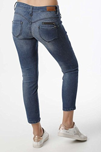 Freeman - Jeans Alexa Cropped Super Slim