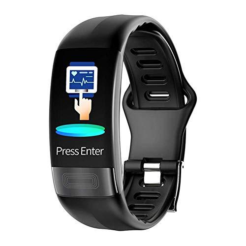 OPTA SB-170 Leukothea Bluetooth ECG,PPG Sensor and Heart Rate Sensor Smart Band and Fitness Tracker for All Android/iOS Mobile