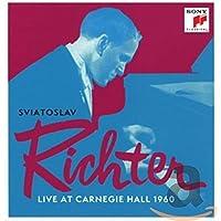 Sviatoslav Richter - Live At Carnegie Hall