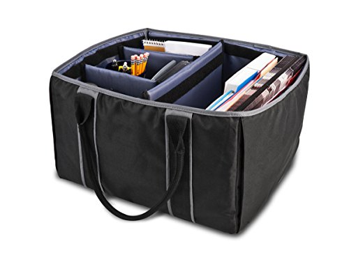 Office Portable - AutoExec AE-TOTE01 File Tote