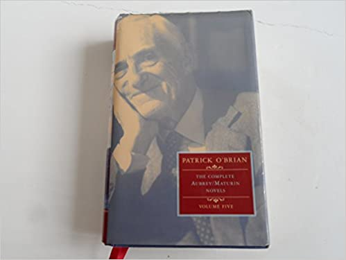 Read The Complete Aubreymaturin Novels 5 Volumes By Patrick Obrian