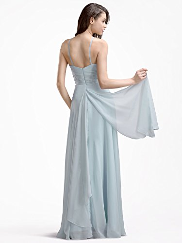 718f59c6453 AW Bridal Chiffon Bridesmaid Dresses Long Prom Dresses Women s Formal  Dresses