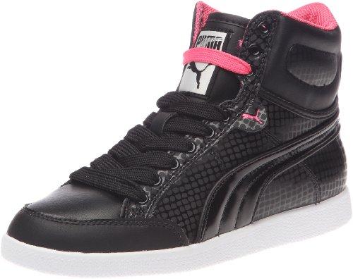 Hi Bleu P Mode Blanc Ikaz Basket Lcs Puma Fluo Noir Rose Femme qEv6C