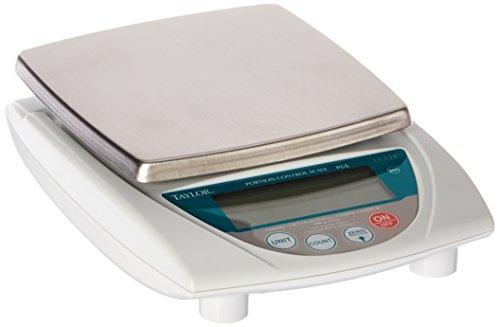 Taylor TE21P 21 oz. Precision Digital Portion Control Scale