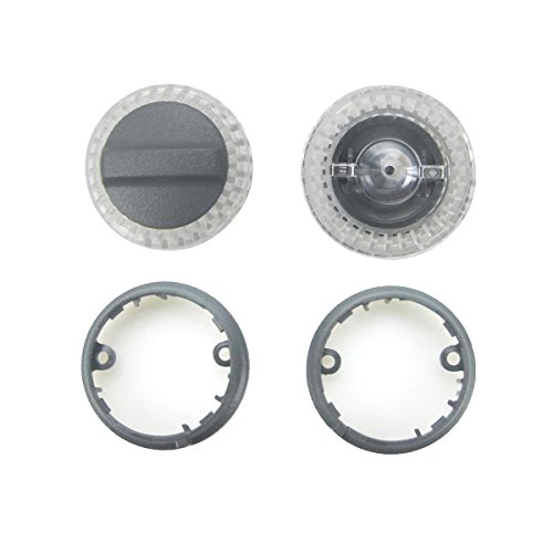 Base Parts - PENIVO 4pcs Repair Parts set ,2 LED Motor Arm Light Cover + 2 Motor LED Lamp Cover Base Ring for Spark Drone Replacement Accessories