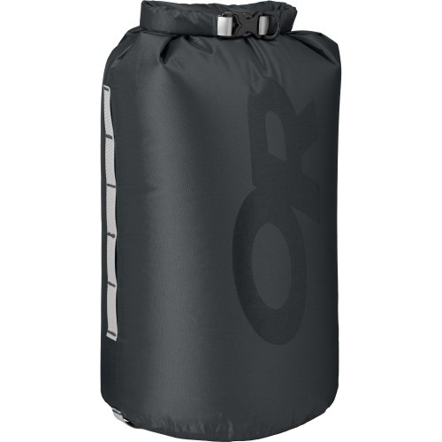 (Outdoor Research Durable Dry Sack 55L, Black, 1Size)
