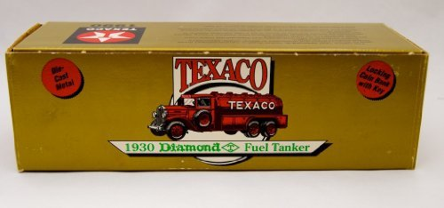 Texaco 1990 1930 Diamond Fuel Tanker Collector Series #7