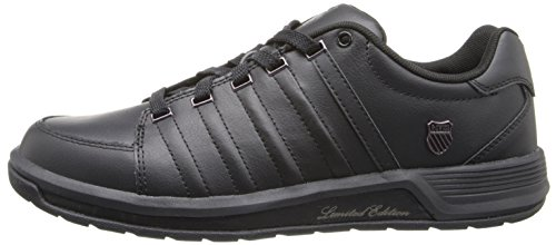 K-Swiss Men's Sneaker,Black/Black,9 M US