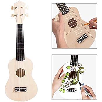 diy ukulele kit make your own ukulele soprano concert hawaii ukulele 23 inch. Black Bedroom Furniture Sets. Home Design Ideas