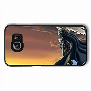 Cover Case For Iphone 6 Plus 5.8 Inch Berserk Phone Mobile Hard Plastic Cover Case For Samsung Galaxy S6 Suitable For Men