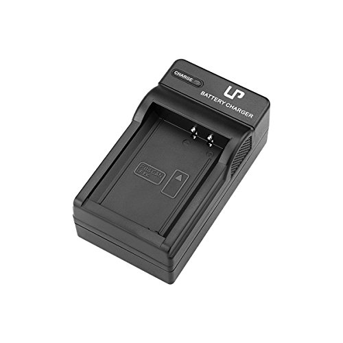 LP-E10 Battery Charger for Canon EOS Rebel T3, T5, T6, EOS 1100D, 1200D, 1300D, EOS Hi, Kiss X50, X70, X80 Digital SLR Camera | Replacement for Canon LC-E10 Charger