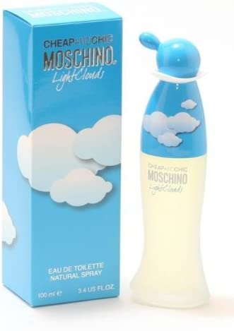 moschino perfume cheap and chic light clouds