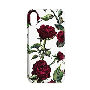 Covery Cases Roses Mobile Cover For iPhone XS Max - Multi Color