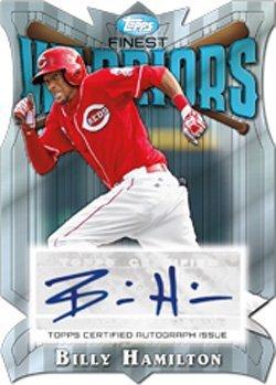 Topps Finest Insert - 2014 Topps Finest Baseball Hobby Box