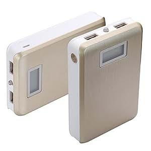 Trademarket 10000mah Power Bank Charger para Samsung Galaxy S6, S5, S4; Iphon...