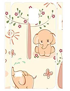 Lovely Giraffe Personalized Tough Cell Phone Protective Case for Samsung Galaxy S5 I9600