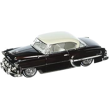 JADA 98916 STREET LOW LOWRIDER SERIES 1953 CHEVROLET BEL AIR 1//24 METALLIC BROWN