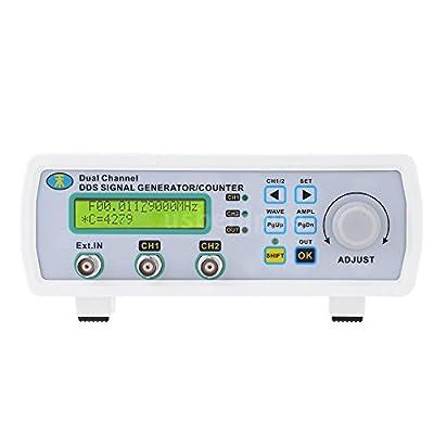 MHS-5200P 25Mhz Digital Dual-channel DDS Signal Generator Arbitrary Waveform Generator