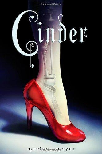 """""""Cinder - Book One in the Lunar Chronicles"""" av Marissa Meyer"""