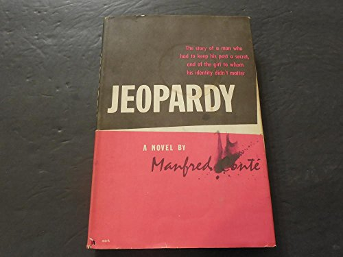 jeopardy-by-manfred-conte-first-american-print-1957-hc-bce