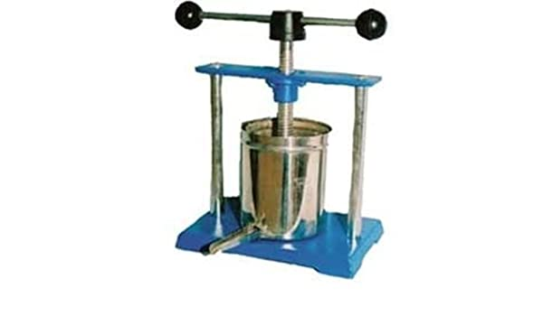 MG Scientific Tincture Press US17