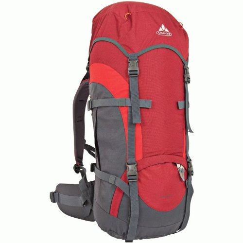 Vaude Saw tooth Backpack, Red, Outdoor Stuffs
