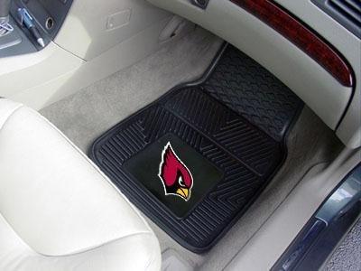 - Arizona Cardinals Heavy Duty Vinyl Car Mats
