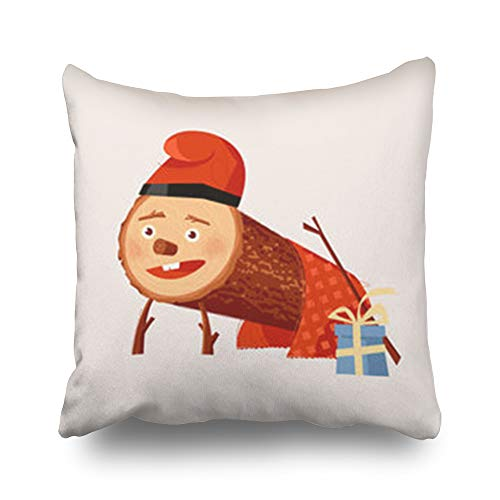 InnoDIY Throw Pillow Covers Christmas TIO De Nadal, used for sale  Delivered anywhere in USA