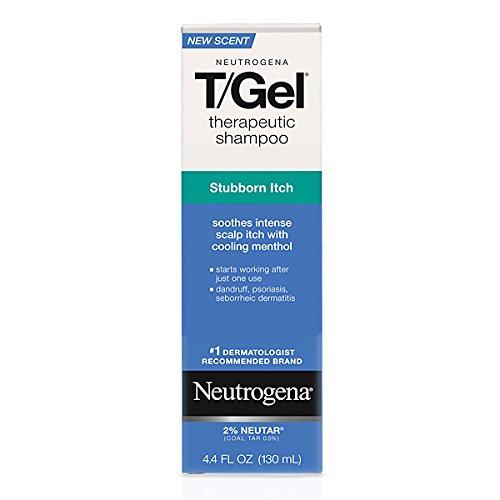 Neutrogena T Gel Shampoo Stubborn Control