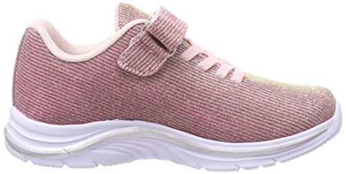 KangaROOS Kangashine Ev, Zapatillas Unisex Niños Pink (Rose/Gold)