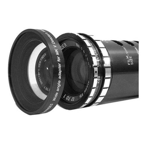 Wide Angle Viewfinder - Alan Gordon Enterprises Wide Angle Attachment for Mark Vb Director's Viewfinder